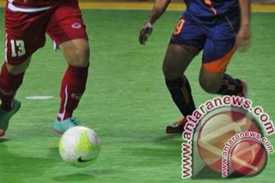 Ribuan suporter antre tiket futsal Indonesia melawan Malaysia