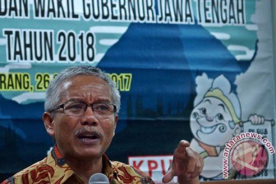 Pilgub Jawa Tengah 2018 tanpa calon perseorangan