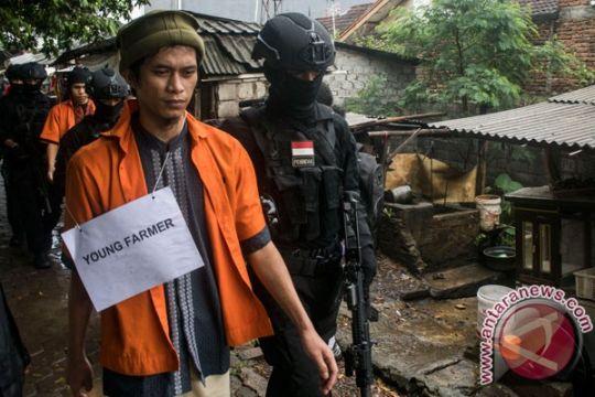 Terduga teroris Agung kelompok JAD Sulawesi