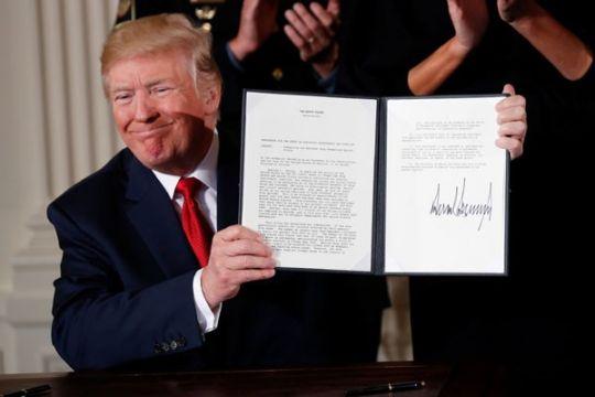 Trump akan tandatangani tiga perintah eksekutif turunkan harga obat