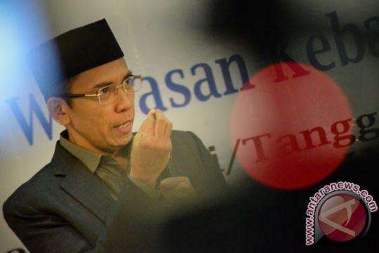 Gubernur Zainul Madji ajak pengusaha ikut majukan Bank NTB
