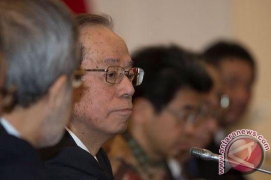 Fukuda bahas investasi infrastruktur di Indonesia