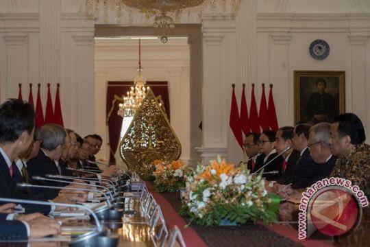 """Presiden Jokowi selamati Jepang untuk """"Pemilu yang amat sukses"""""""