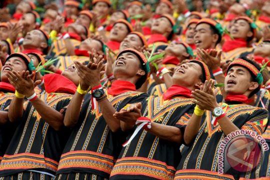Gayagayo kenalkan saman tradisional ke dunia internasional