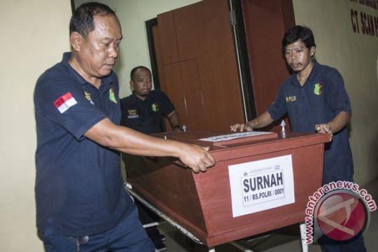 35 jenazah korban kebakaran pabrik petasan teridentifikasi