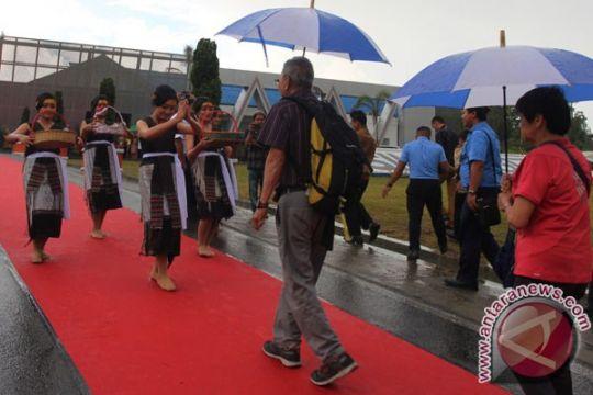 Presiden akan resmikan terminal bandara Silangit
