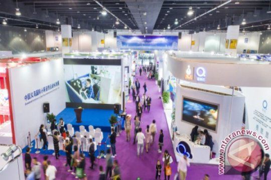China Yiwu International Commodities Fair berakhir