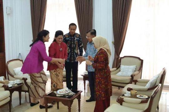 Kemarin, Presiden Jokowi minta wapres jadi saksi nikah Kahiyang hingga AHY bertemu Prabowo
