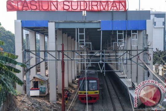 Tarif kereta bandara Soekarno-Hatta Rp30.000 sampai akhir tahun ini