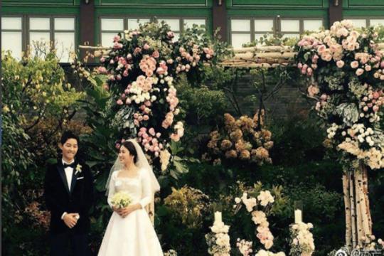 Aset Song Joong-ki dan Song Hye-kyo diperkirakan capai 100 miliar won