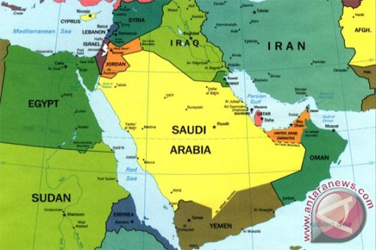 Kuwait sampaikan pesan Iran untuk Arab Saudi, Bahrain