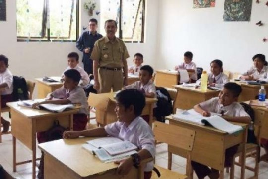 Asap mulai hilang, siswa di Siak kembali bersekolah
