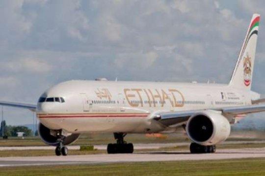 Etihad tahun depan buka penerbangan langsung ke Israel