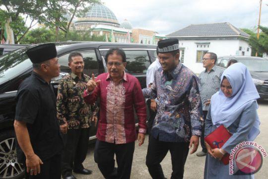 Menteri Agraria Ke Aceh Timur
