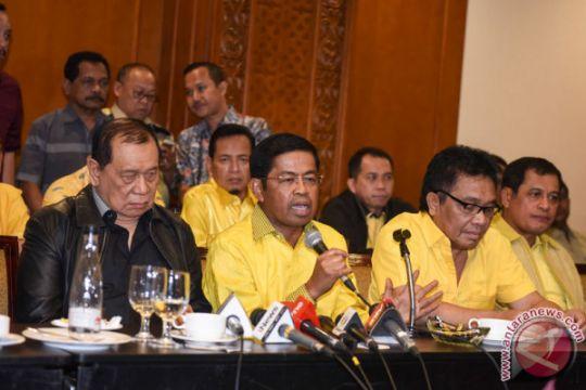 Pertemuan DPP-DPD I Golkar