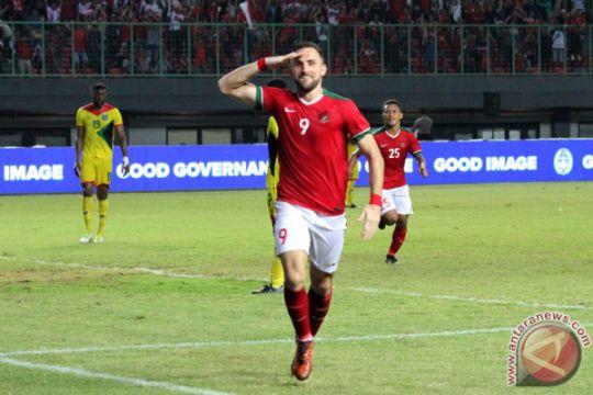 Timnas U-23 Menang Atas Guyana