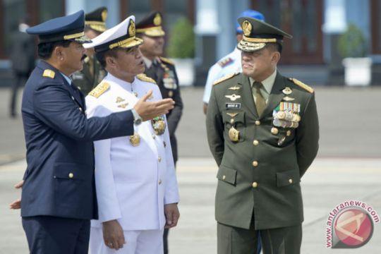 Rabu pekan ini DPR pastikan uji kelayakan calon panglima TNI
