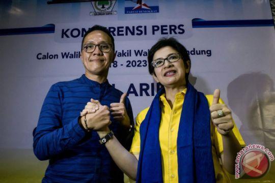 Nurul Arifin Maju Pilkada Bandung