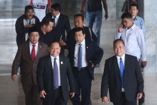 10 politisi terpopuler versi Indonesia Indicator, Setya Novanto nomor 1