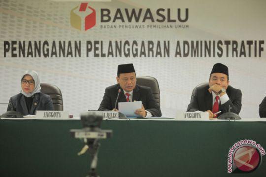 Putusan Pelanggaran Administrasi Pendaftaran Pemilu
