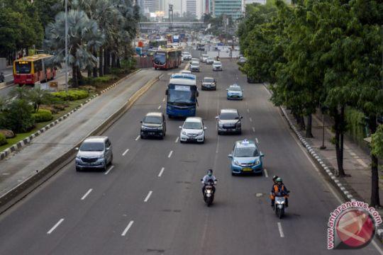 Jakarta kembali ramai