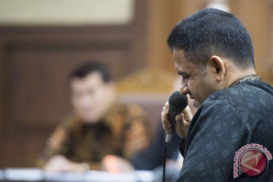 Nazaruddin bantah SBY terlibat KTP elektronik
