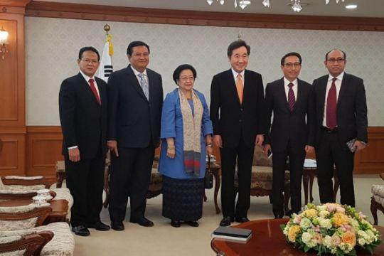 Megawati harapkan Korsel-Korut kedepankan rekonsiliasi