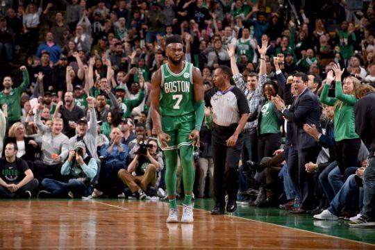 Jayson Tatum bawa Celtics ungguli Nets 87-85