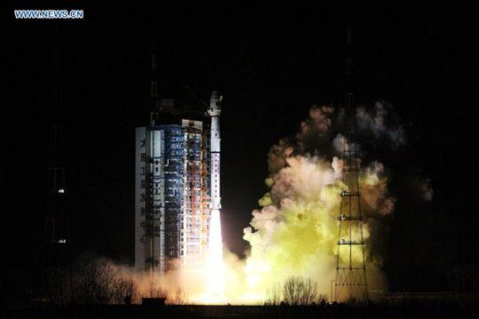 China luncurkan 2 satelit penginderaan jarak jauh