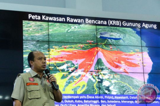 BNPB prediksi 2000 bencana hidrometeorologi akan terjadi di 2018