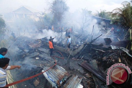 BPBD Lhokseumawe-Aceh ingatkan bahaya kebakaran akibat angin kencang