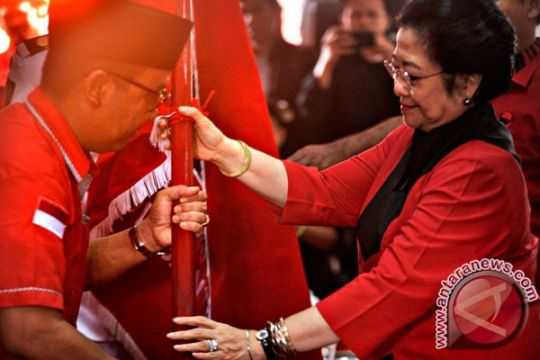 Megawati minta PDIP Banten belajar dari kekalahan