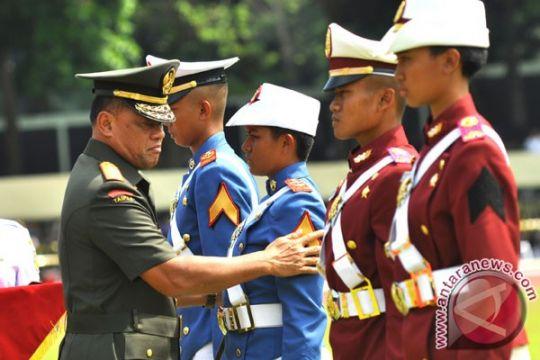 Panglima TNI: Pendidikan integrasi bangun kebersamaan TNI-Kepolisian Indonesia
