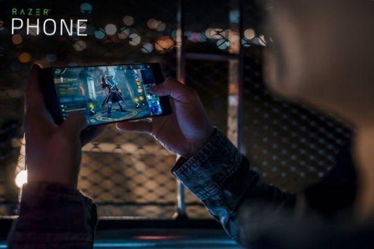 Ponsel gaming Razer Phone 2 meluncur bulan depan