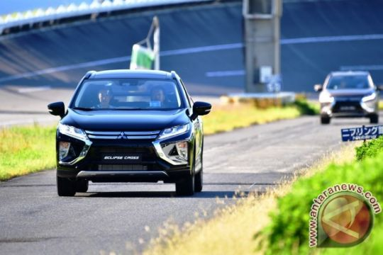 Mitsubishi Eclipse Cross raih lima bintang ASEAN NCAP