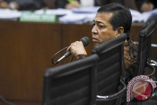 KPK: Setya Novanto sudah dipanggil 11 kali