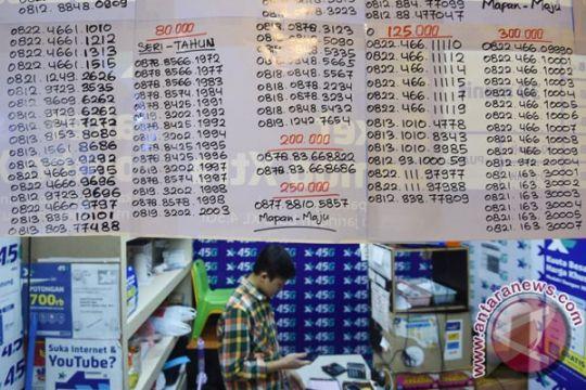 """Kemkominfo moratorium layanan """"disclaimer"""" kartu prabayar"""