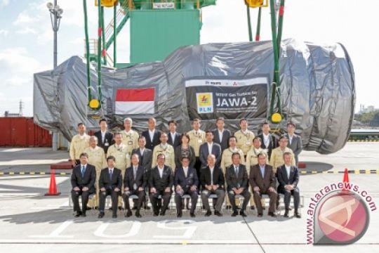 MHPS kirimkan dua turbin gas untuk sistem pembangkit listrik GTCC 880 MW di Indonesia