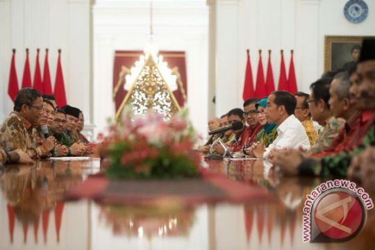 Mahfud MD undang Presiden Jokowi ke Munas KAHMI