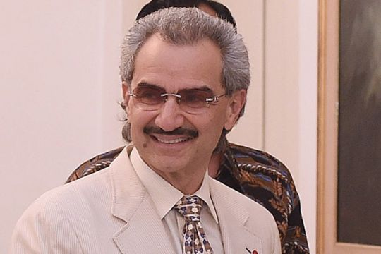Pangeran Alwaleed dibebaskan dari tahanan hotel Arab