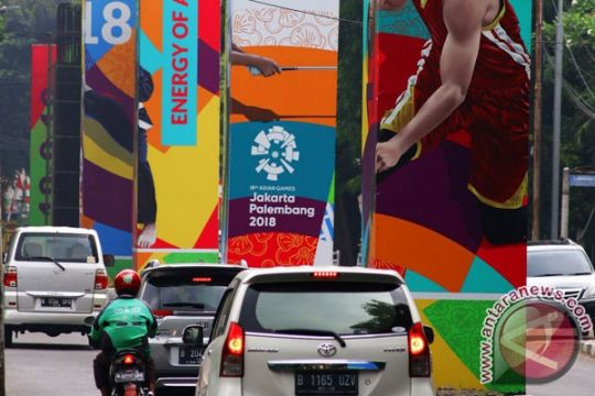 DKI siagakan 1.300 personel Dishub selama Asian Games 2018