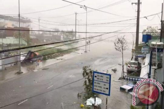 Angin kencang hancurkan lebih 500 rumah di Yangon, Myanmar