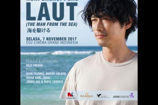 """Film kolaborasi Indonesia-Jepang """"Laut"""" tayang pada Valentine"""