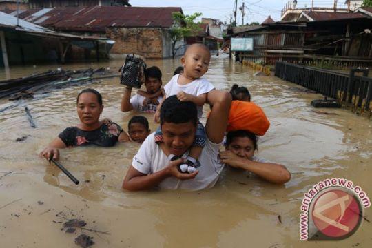 3.871 rumah di Asahan terendam banjir