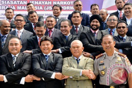 Indonesia dan Malaysia bertemu bahas narkoba