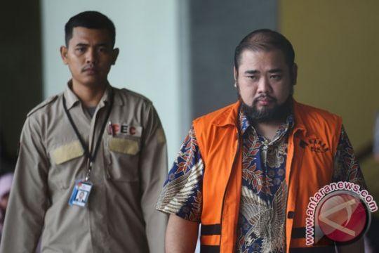 Tersangka pemberi suap Eddy Rumpoko segera disidang