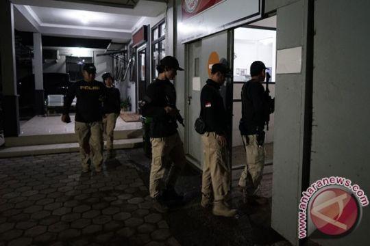 Polisi tetapkan tujuh tersangka kasus kerusuhan napi Permisan-Nusakambangan