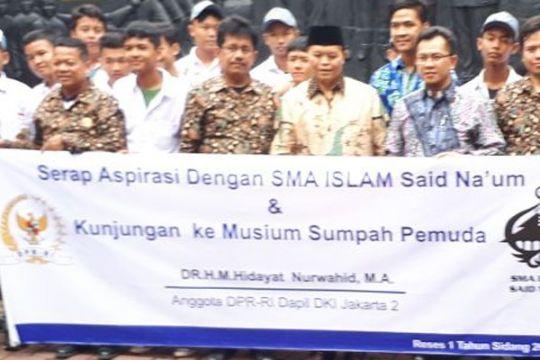 Manfaat kunjungi museum menurut Hidayat Nur Wahid