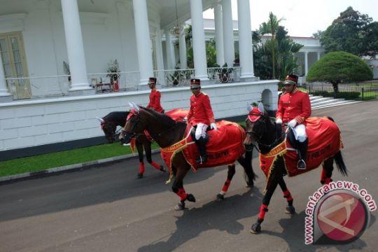 Mengenal Istana Kepresidenan - Istana Bogor dalam bayang-bayang taman firdaus