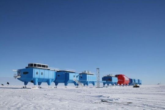 Turki dirikan pangkalan ilmiah di Antartika pada 2019